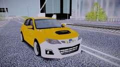 Subaru Impreza StanceWorks para GTA San Andreas