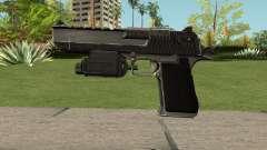 Desert Eagle MW2 Style para GTA San Andreas