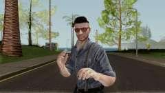 GTA Online: Hipster (Skin Random 7) para GTA San Andreas