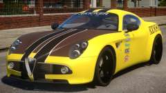 Alfa Romeo 8C PJ