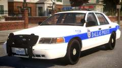 2008 Ford Crown Victoria para GTA 4