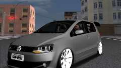 Volkswagen Fox 4P 2012 Com Som para GTA San Andreas