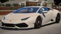 Lamborghini Huracan Liberty Walk para GTA 4