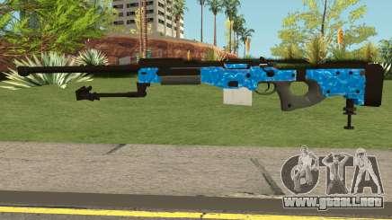 Rules Of Survival Sniper Rifle para GTA San Andreas