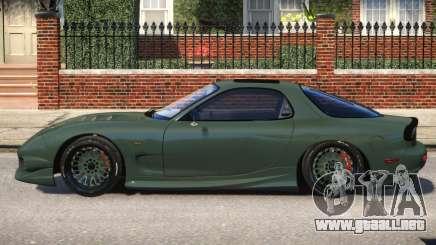 Mazda RX-7 KJC V1.1 para GTA 4