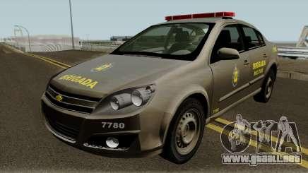 Chevrolet Vectra Elite da Brigada Militar para GTA San Andreas