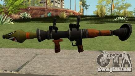 Fortnite RPG para GTA San Andreas