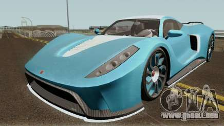 Ocelot Pariah GTA V para GTA San Andreas