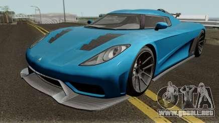 Overflod Entity XXR GTA V IVF para GTA San Andreas