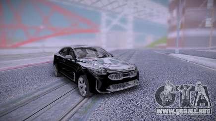 Kia Stinger GT para GTA San Andreas