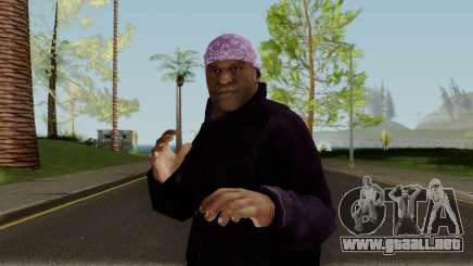 New Ballas2 para GTA San Andreas