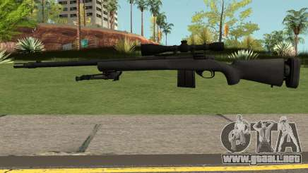 M24 (Normal Maps) para GTA San Andreas