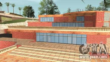 New Mad Dogg House para GTA San Andreas