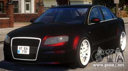 Audi RS4 V1 para GTA 4