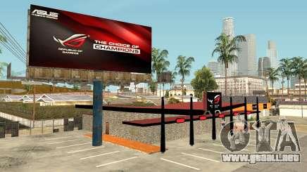 Asus ROG Store para GTA San Andreas