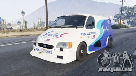 Ford Transit Supervan 3 2004 [replace] para GTA 5