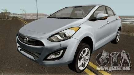 Hyundai I30 2013 para GTA San Andreas