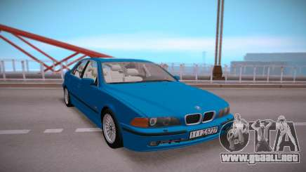 BMW E39 Stock para GTA San Andreas