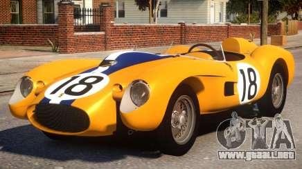 1957 Ferrari Testa Rossa PJ1 para GTA 4