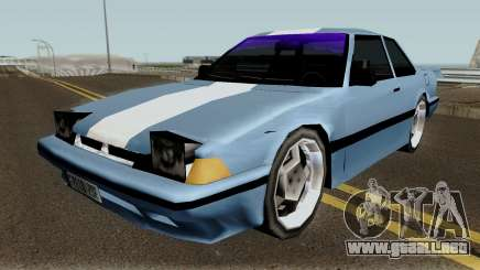 Honda Prelude Low-poly para GTA San Andreas