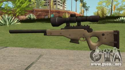 Fortnite Bolt Sniper para GTA San Andreas