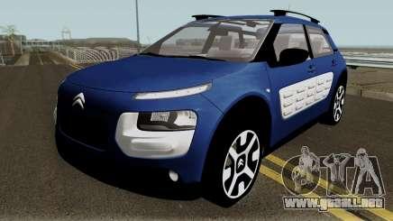 Citroen Cactus 2015 para GTA San Andreas