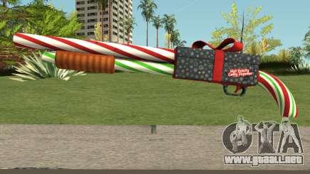 Candy Shogun (Sawnoff) para GTA San Andreas