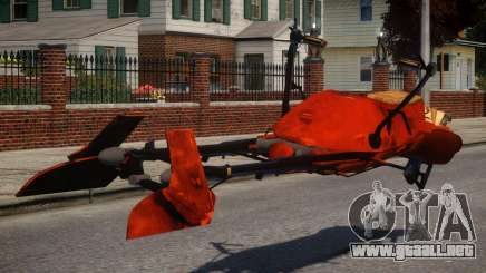 Star Wars Speeder Bike V 2.2 para GTA 4