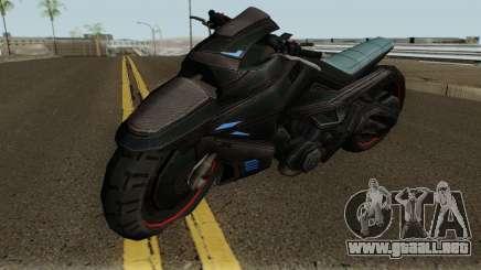 INJ2 CatWoman Motorcycle para GTA San Andreas