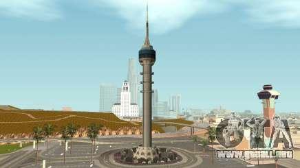 Baghdad Tower para GTA San Andreas