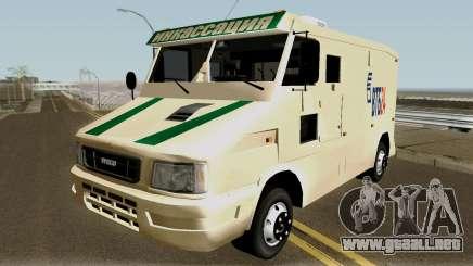 Iveco Armored Car para GTA San Andreas