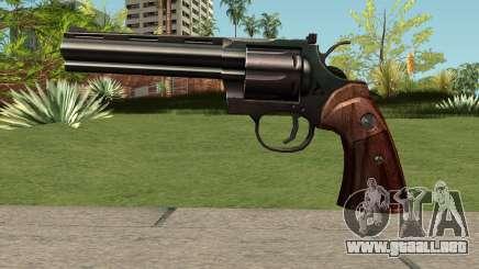 Colt Python HQ para GTA San Andreas