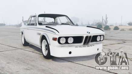 BMW 3.0 CSL Racing Kit (E9) 1973 v2.0 [add-on] para GTA 5