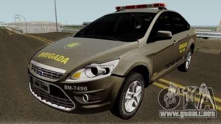Ford Focus Patamo para GTA San Andreas