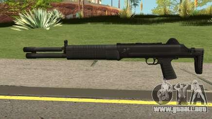 QBS-09 (Shotgspa) para GTA San Andreas