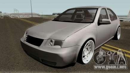 Volkswagen Bora Clean para GTA San Andreas
