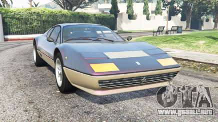 Ferrari 512 Berlinetta Boxer 1976 v2.0 [add-on] para GTA 5