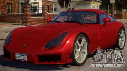 TVR Sagaris Experience Edition para GTA 4