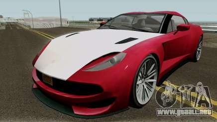 Ocelot Pariah GTA V IVF HQ para GTA San Andreas