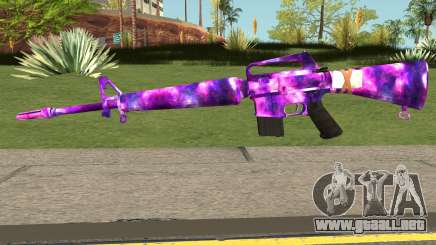 Call of Duty Black Ops 3: M16 para GTA San Andreas