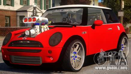 Mini Cooper S V8 para GTA 4