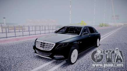 Mercedes-Benz S600 Maybach para GTA San Andreas