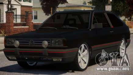 VW Golf GTS Turbo para GTA 4