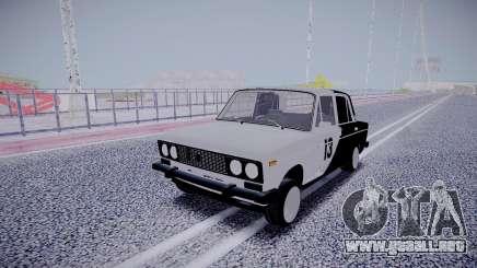 VAZ 2106 13 para GTA San Andreas