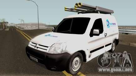 Citroen Berlingo HidroPrahova Edition para GTA San Andreas