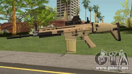 SCAR-H para GTA San Andreas