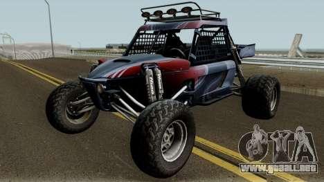 Predator X-18 Intimidator para GTA San Andreas