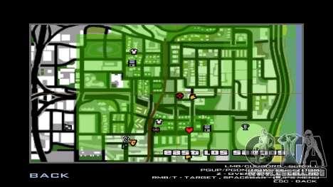 Kasumi Mural para GTA San Andreas