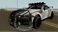 Nissan GT-R Tuning & OffRoad