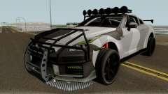 Nissan GT-R Tuning & OffRoad para GTA San Andreas